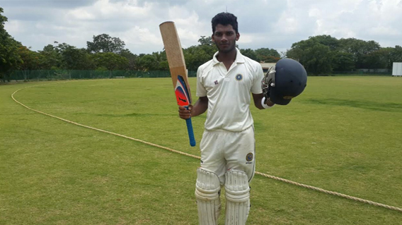 Image result for kerala cricketer vishnu vinod
